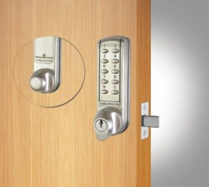 CL2210 Mortice Deadbolt Satin