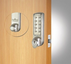 CL2255 Latch Satin