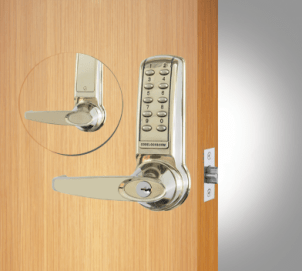 CL4010 Latch Satin