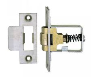 Doorspek Rollerbolt Latch