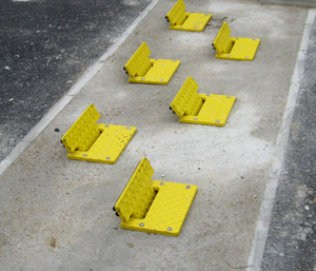 One Way Flow Plates