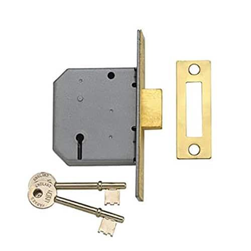2 & 3 Lever Locks