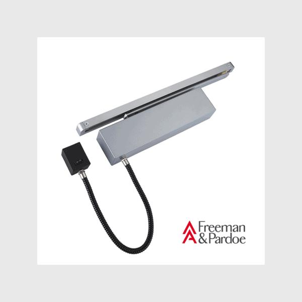 ARROW BM3 Size 3 Electromagnetic Door Closer Silver