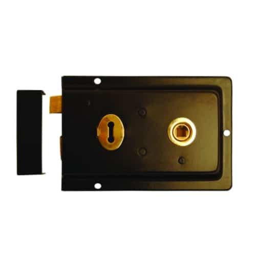 Rim Sash Locks 5 1/2″x3″