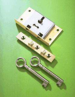 No 20B Box Lock