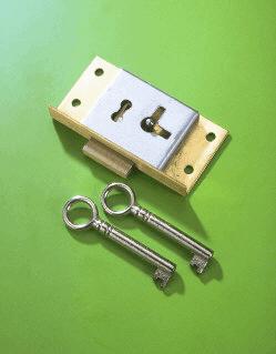No 20C Cut Cupboard Lock