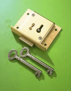 No 41 Till Locks