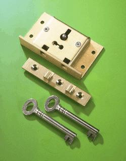 No 48 Box Lock