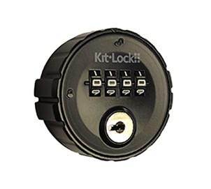 KL10 KitLock Mechanical Combination Lock